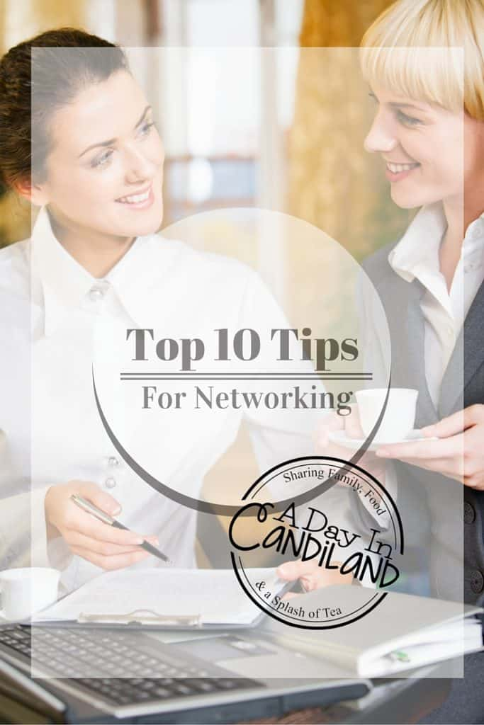 Top 10 Tips for networking groups