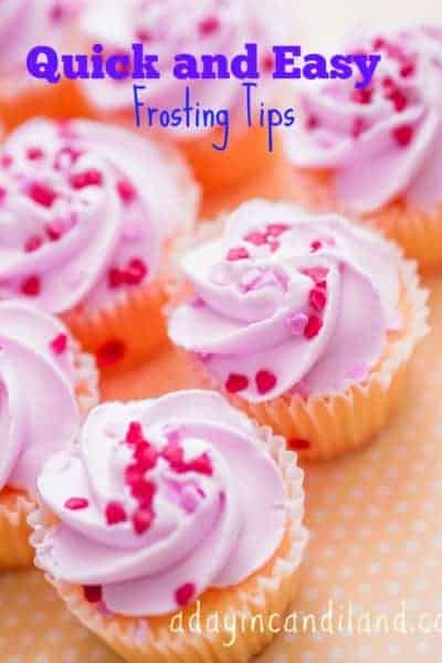 {Dessert} Quick and Easy Frosting Secrets