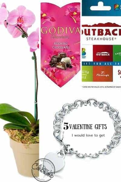 5 Guilt Free Gifts for Valentines Day