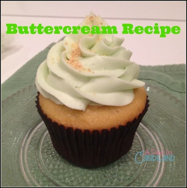 Favorite Buttercream Recipe