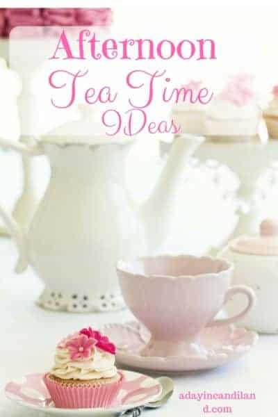 Afternoon Tea Recipes and Tips
