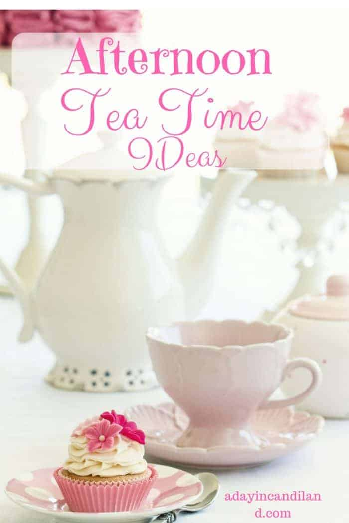 Afternoon Tea Recipes and Tips For Your Tea Taking Pleasure