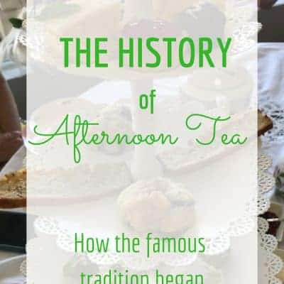 History of Afternoon Tea: How The Tradition Began