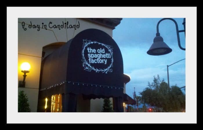 New Palm Springs restaurant – Old Spaghetti Factory