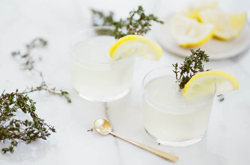 Lemon Recipes and Lemon beverages