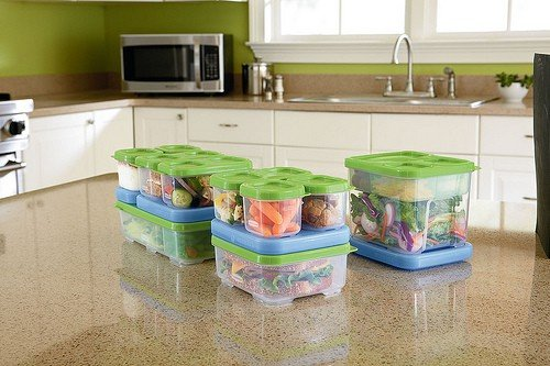 Rubbermaid LunchBLOX {Review}