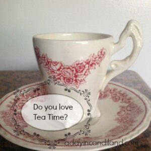 Do you love tea time