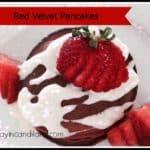 Recipe Red Velvet Pancakes