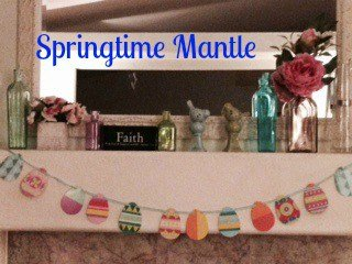 Springtime Mantle