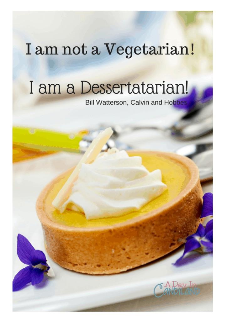 Vegetarian Dessertatarian