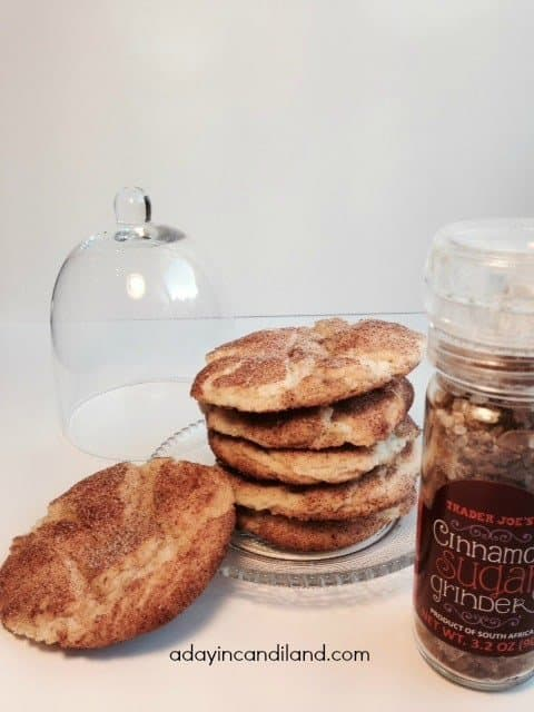 Easy Recipe for Snickerdoodle Cookies