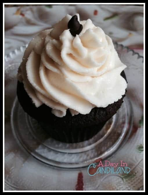 Gluten Free chocolate cupcakes with dairy free frosting