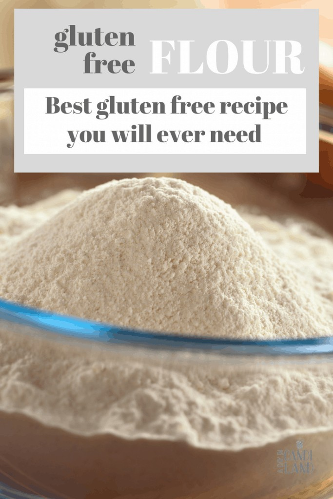 best gluten free flour recipe you will ever need