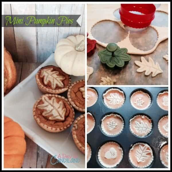 Mini-Pumpkin-Pies-Collage