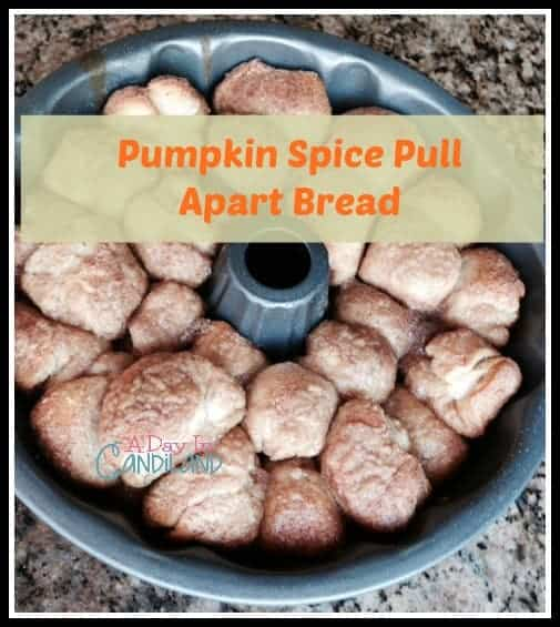 Pumpkin Spice Bread in Bundt Pan