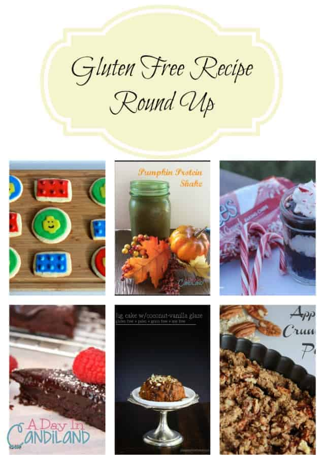 Easy Gluten Free Recipes from Breakfast to dessert and everything in between.