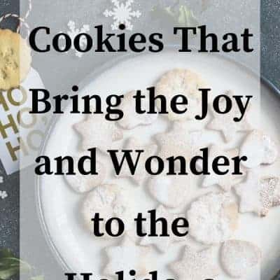 20+ Christmas Cookie Recipes Baking Joy and Wonder