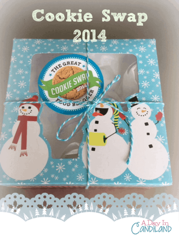 Cookie Swap 2014 Boxed ready to ship