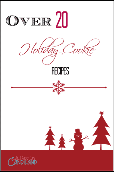 Over 20 Holiday Cookie Recipes