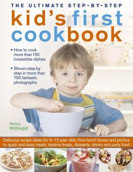 kids first cookbook