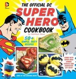 super hero cookbook