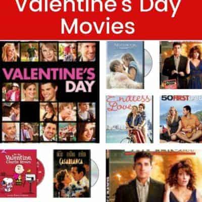 11 Romantic Movies For Valentines Day