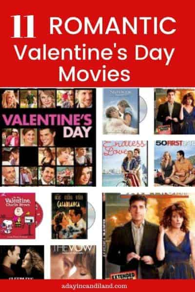 11 Romantic Valentines Day Movies you can buy to save your budget