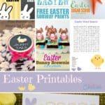 10 Cute Easter Printables