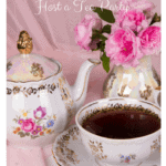 Your tea party must have list
