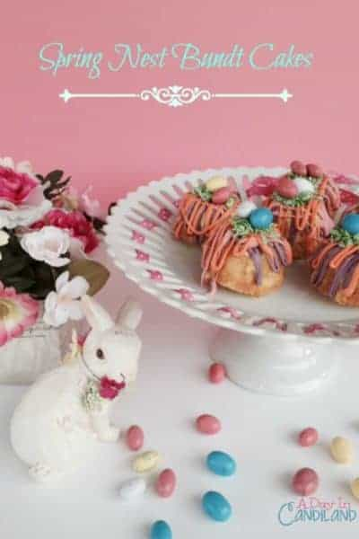 Mini Bundt Cake Recipe from Scratch