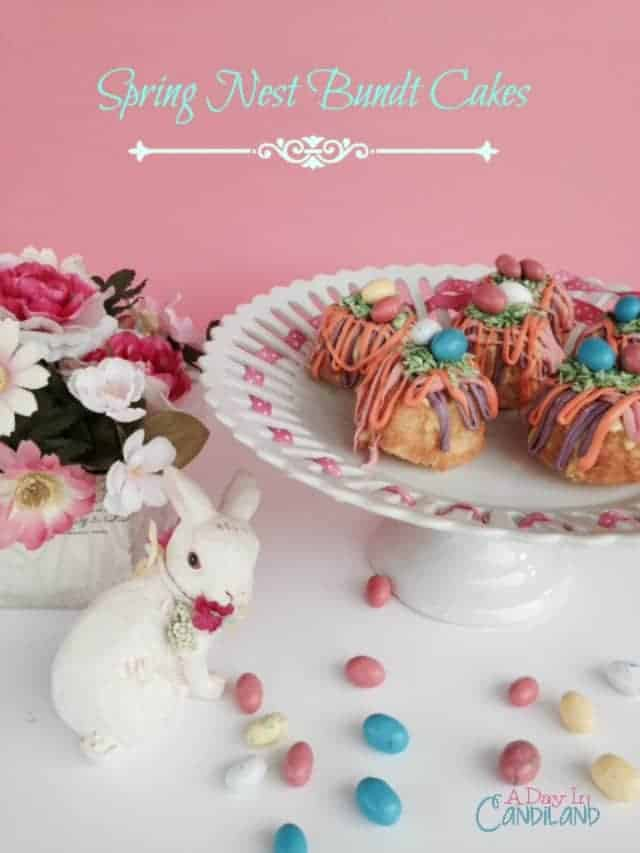 Mini Bundt Cake Recipes from Scratch