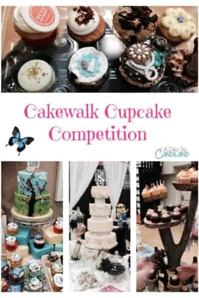 Cakewalk Cupcake Competition