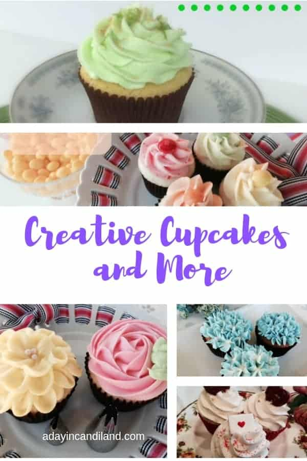 Creative Cupcake Ideas 600 X 900