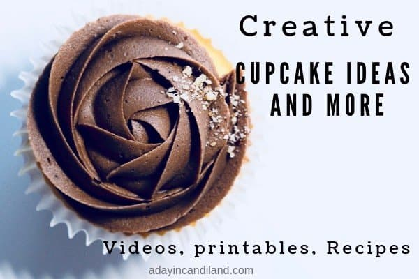 Creative Cupcake Ideas and More 600X400
