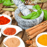 Favorite Herbs and Spices for Cooking