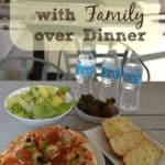 Connecting Over Family Dinner Summer Barbecues