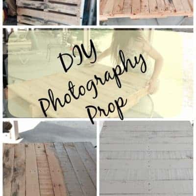 DIY Photography Prop Hero