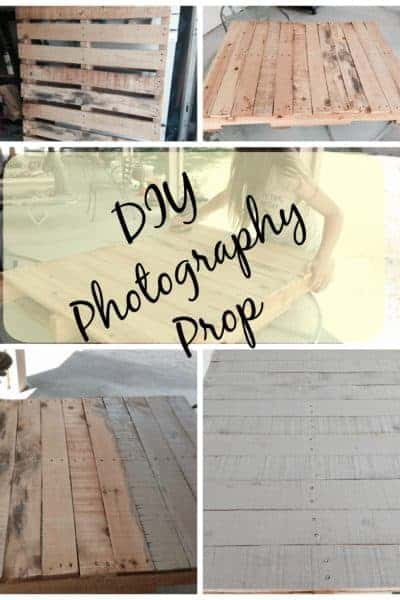 Easy DIY Photography Prop