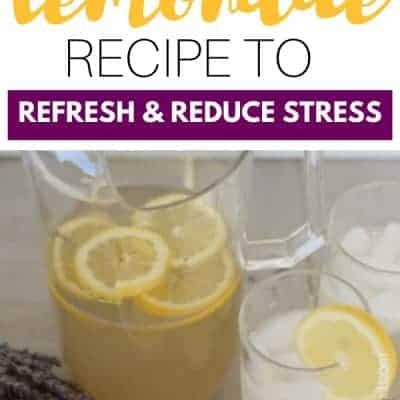 Lavender Lemonade Recipe: Refresh And Reduce Stress