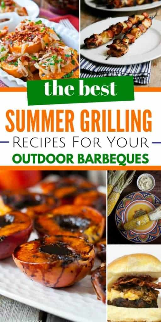 Best Summer Grilling Recipes for your Outdoor Barbecues