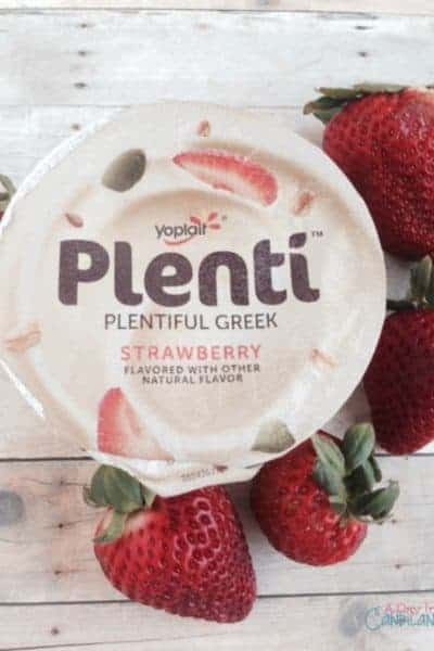Keeping my day on track with Yoplait Plenti