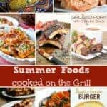 Summer Foods Cooked on the Grill