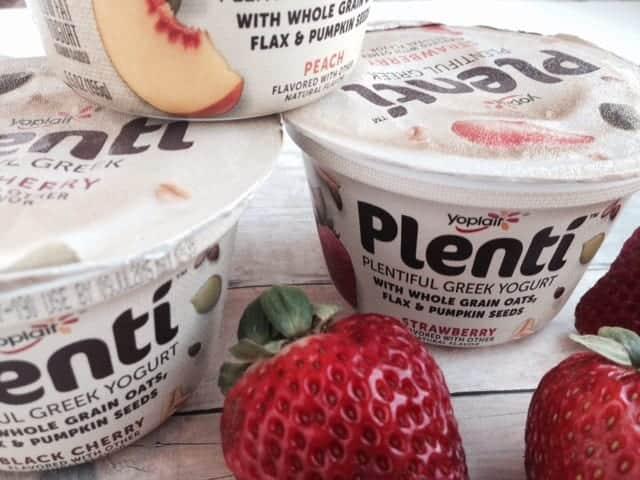 plenti yogurt by Yoplait