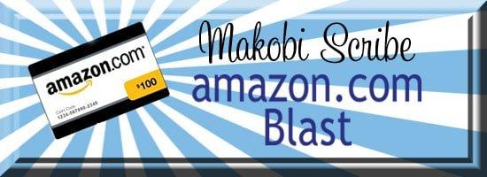 Amazon YouTube Blast and Giveaway