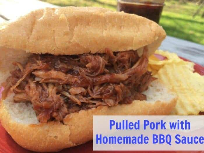 Pulled-Pork-with-Homemade-BBQ-Sauce by nepa mom