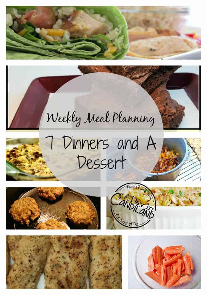 Weekly Meal Planning Made Easy Week 4