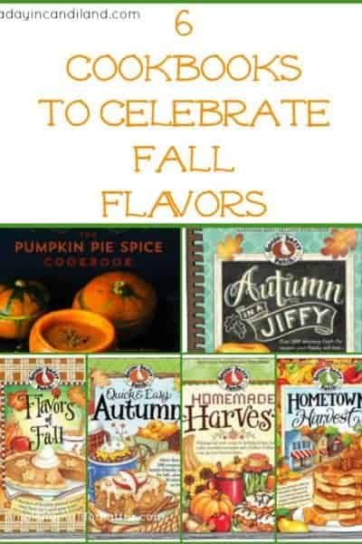 6 Cookbooks To Celebrate Fall Flavors