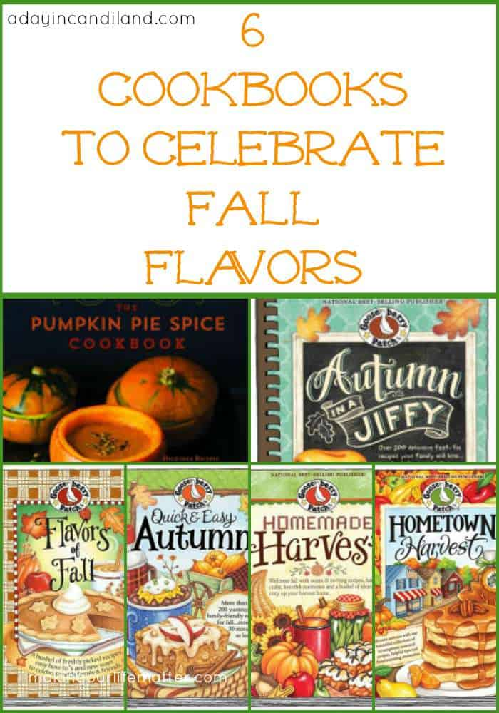 6 Autumn Cookbooks To Celebrate Fall Flavors