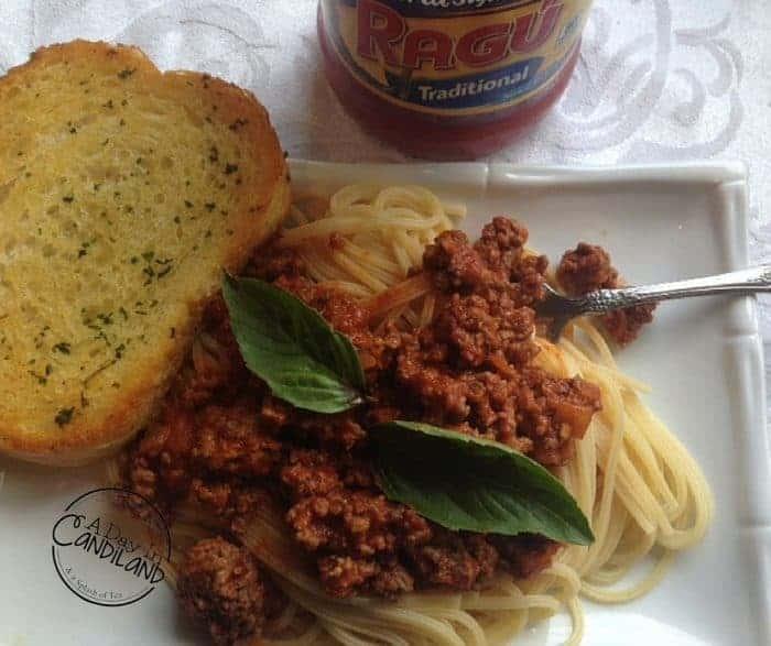 Ragu Spaghetti Recipe Simmered In Tradition