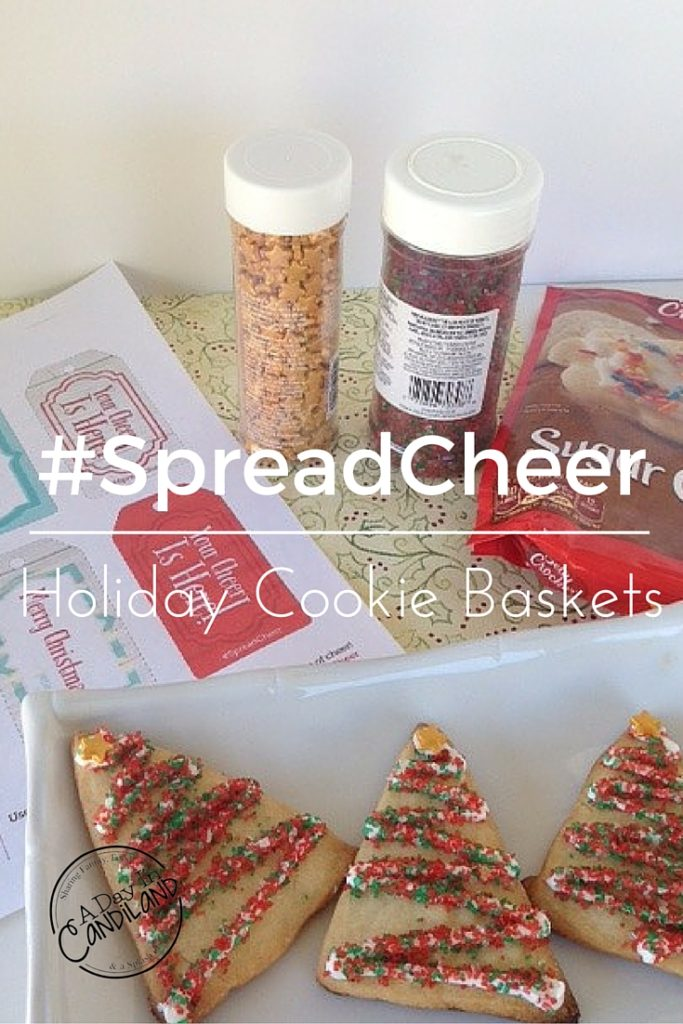 Spread Cheer Sugar Cookies